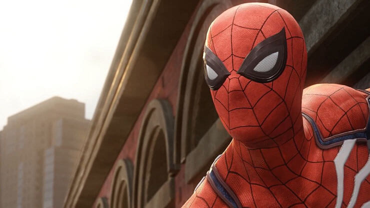 spiderman ps4 easter eggs
