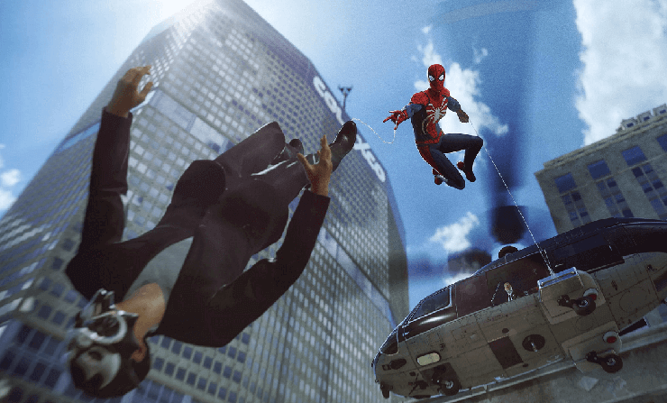 spiderman ps4 side missions
