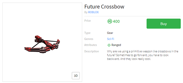 future crossbow roblox