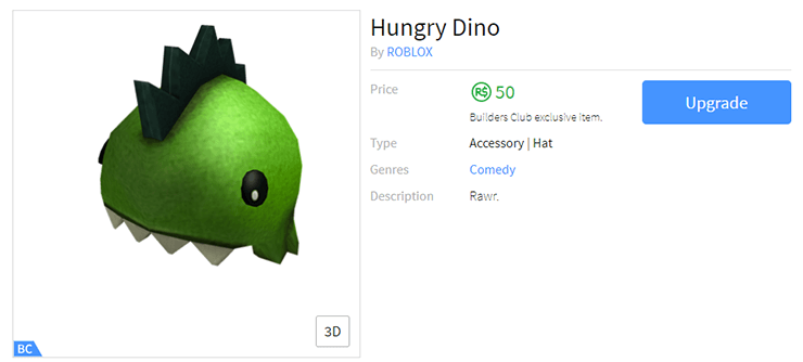 hungry dino hat
