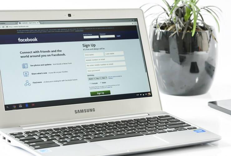 social media network facebook