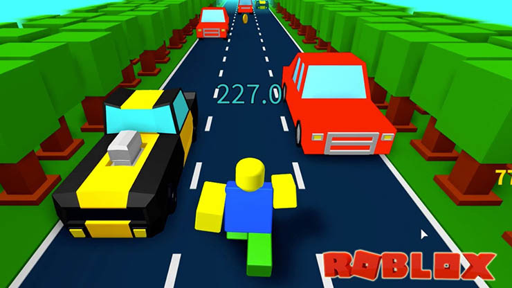 traffic rush roblox