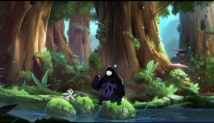 ori blind forest game