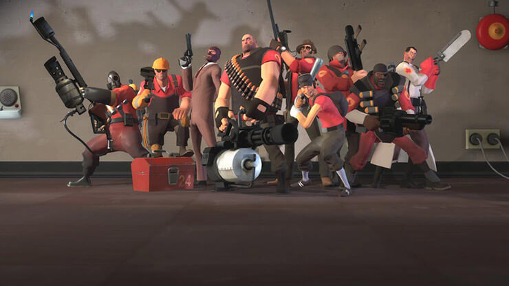 team fortress 2 steam