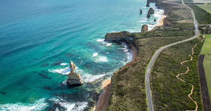 the great ocean road australia