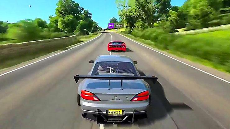 forza 7 horizon racing game