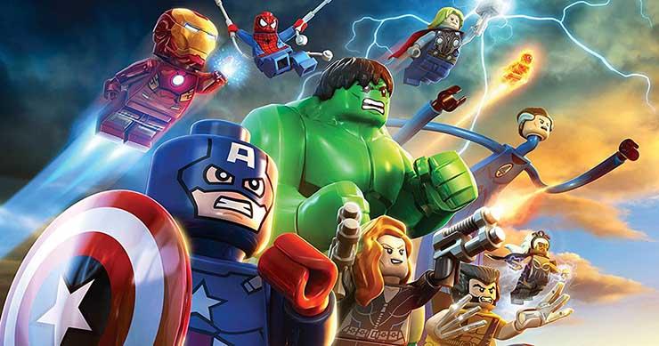 lego heroes