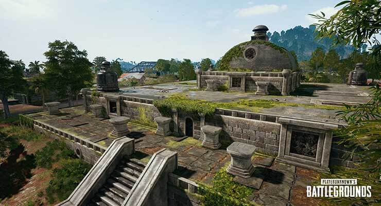 pubg sanhok changes