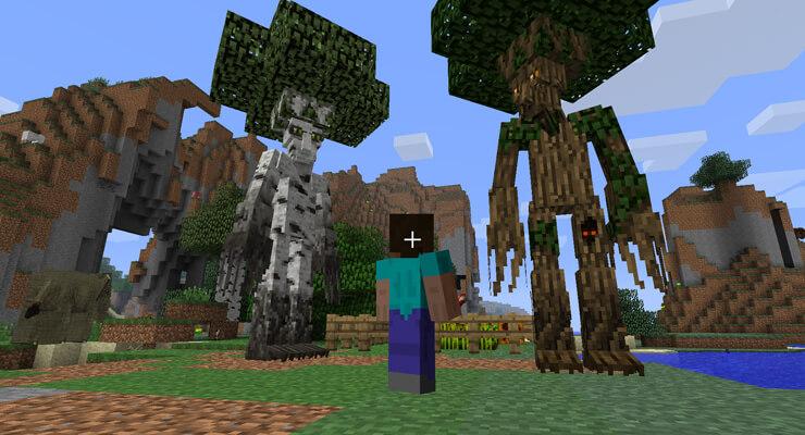 minecraft mo yaratıklar