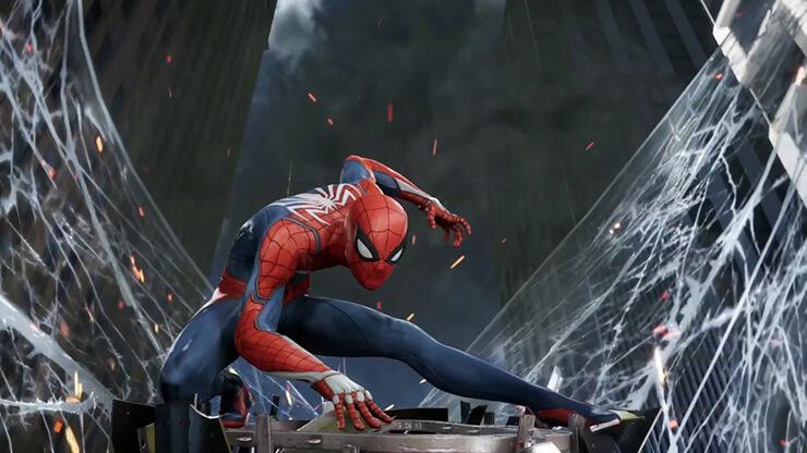 batman spiderman ps4