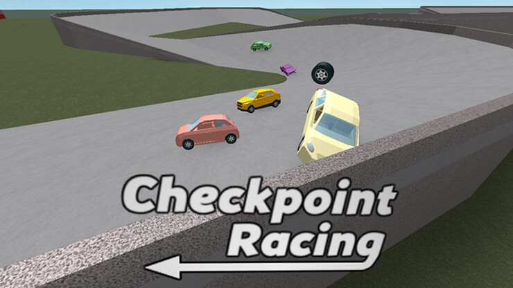 checkpoint racing roblox