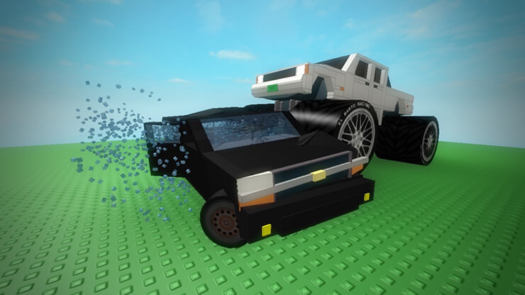 destroy cars for fun roblox