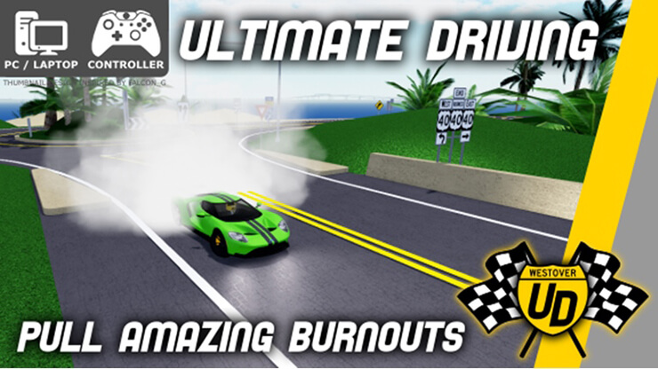 ultimate driving roblox