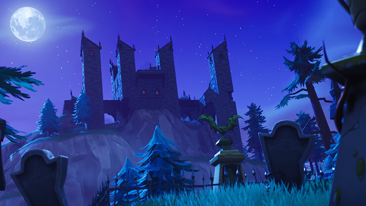 fortnite season 6 new areas