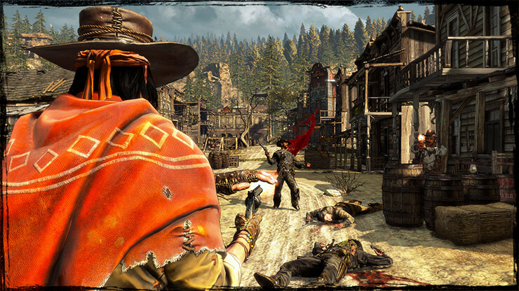 call of juarez trilogy