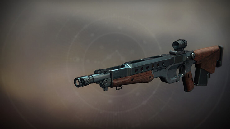 bygones best weapon destiny 2 forsaken