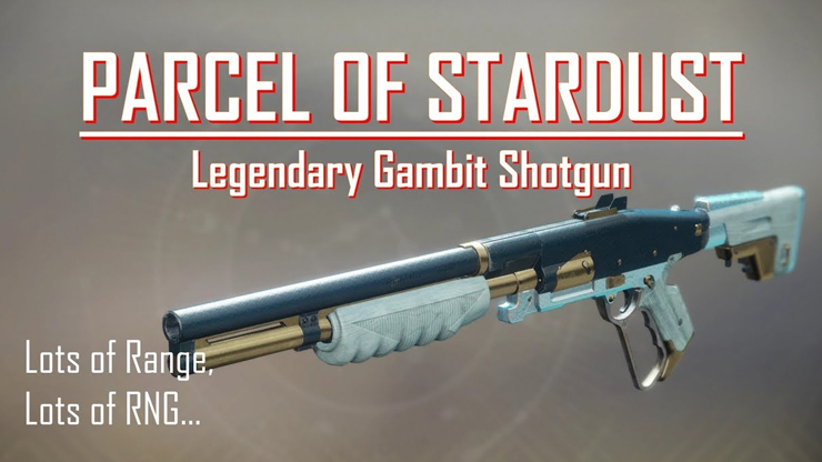 parcel of stardust destiny 2