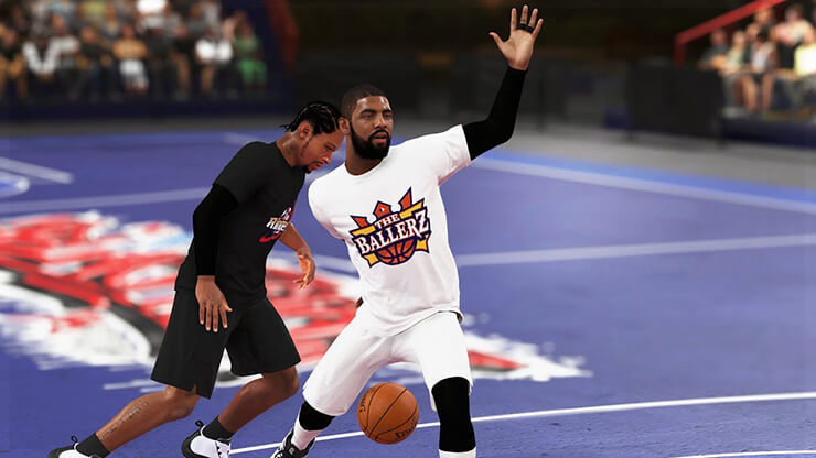 nba 2k19 streetball moves