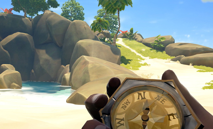 sea of thieves online