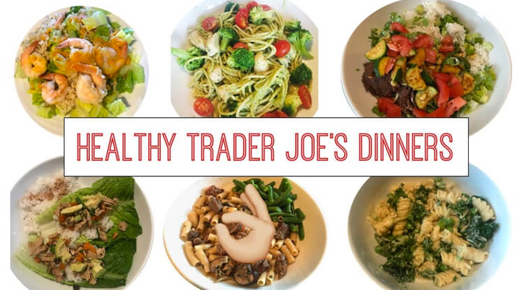 cooking with trader joes