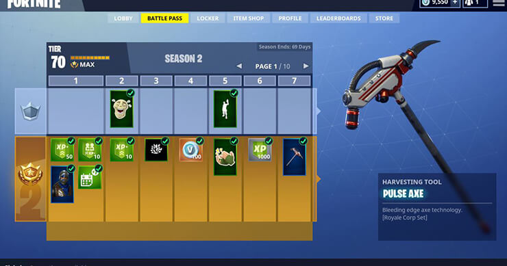 fortnite free pass - apps to get free v bucks on fortnite