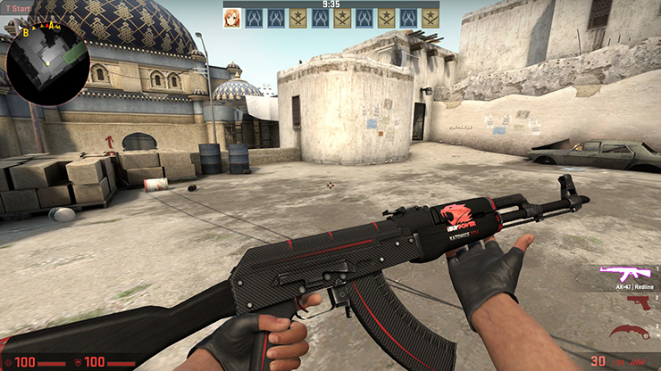 fibuypower sticker csgo
