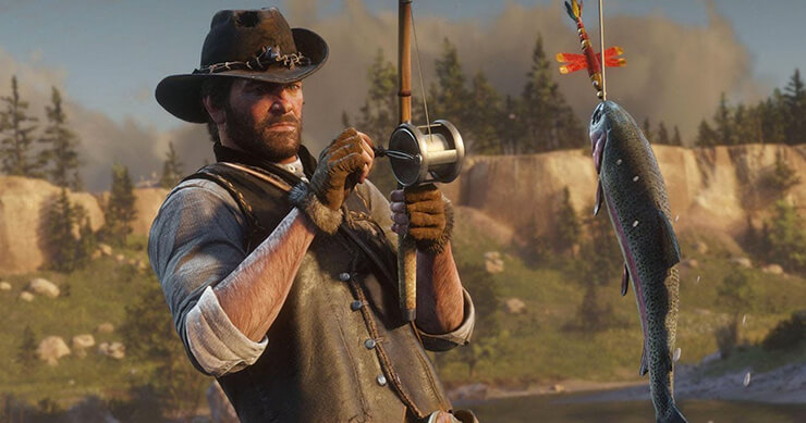 fish guide red dead redemption 2