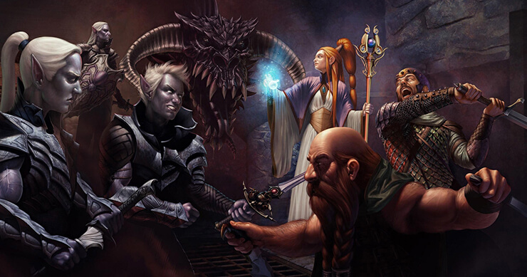 steam dungeons and dragons