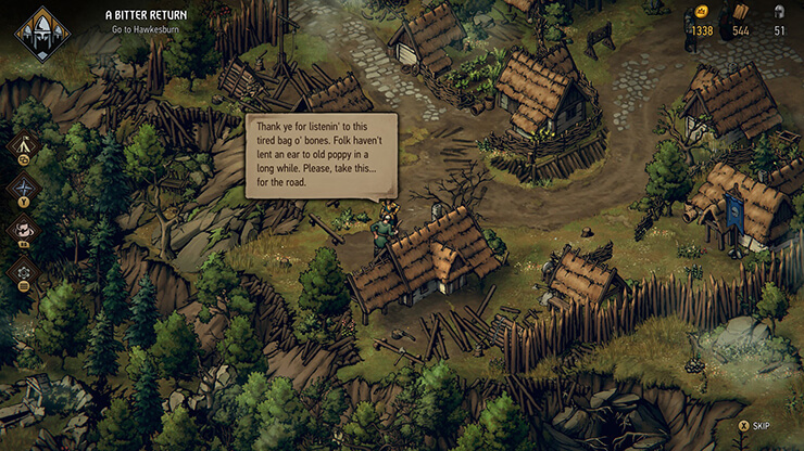 thronebreaker best game