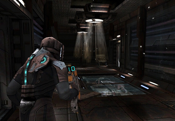 dead space mobile version