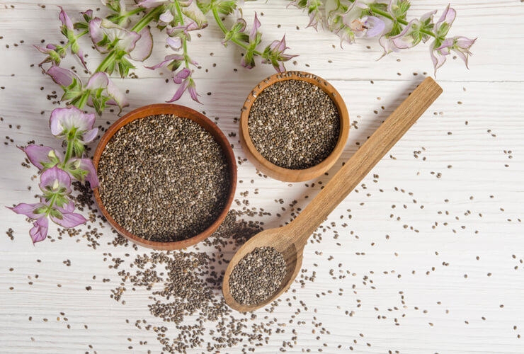 chia superfoods