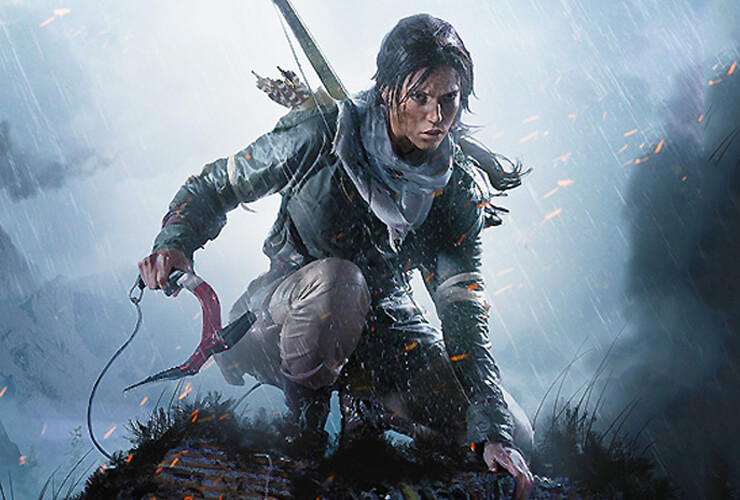 tomb raider after trilogy exploring the unknown