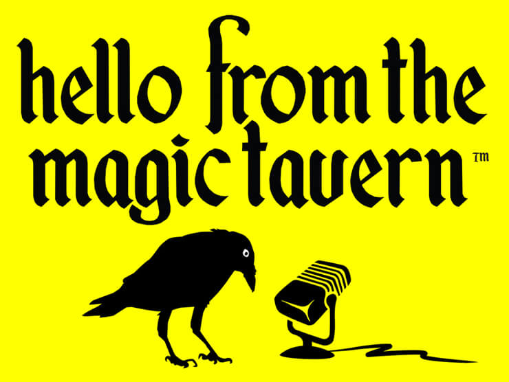 hello from the magic tavern