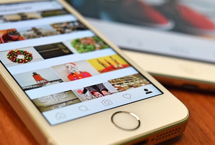 feature account instagram photos follow