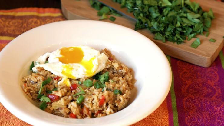 bali guide nasi goreng fried rice