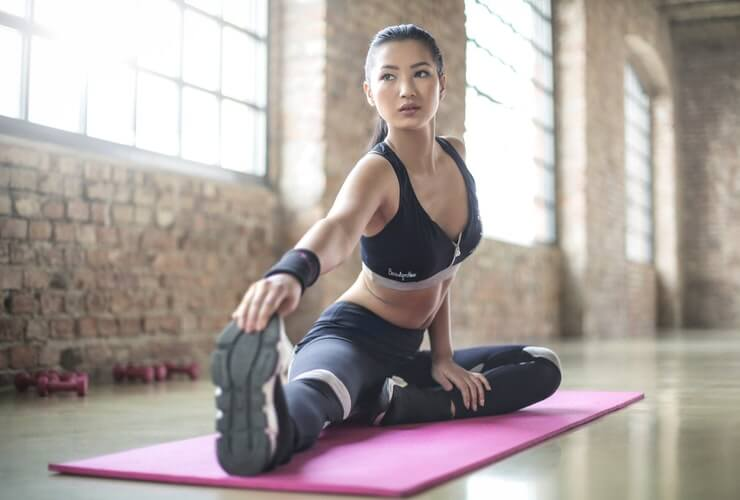 effects of sadness and stress exercise