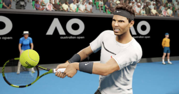 best tennis games