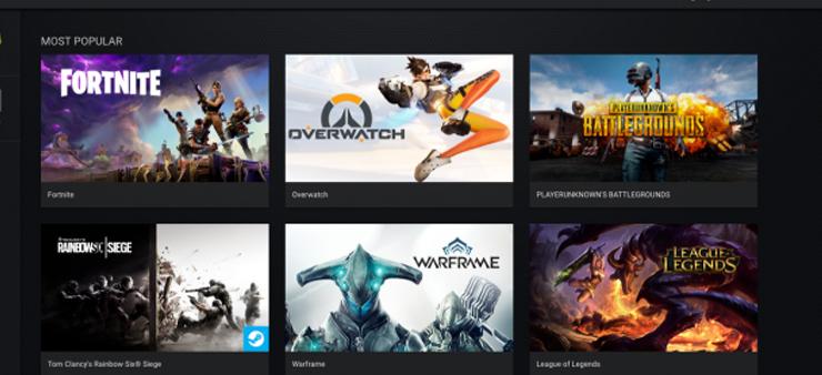 streaming cloud games