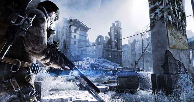 Tips For Playing Metro Multiplayer With Weapons Guide (Metro