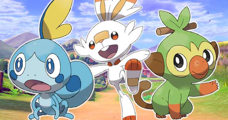 What We Look Forward To In Pokemon Sword And Shield