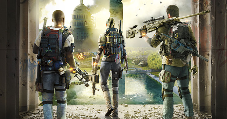 ultimate guide the division 2