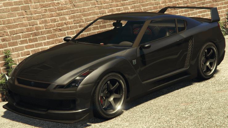 7 Best Cars In Gta Online