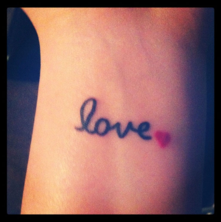 Love Tattoos Ideas Meaningful Tattoos