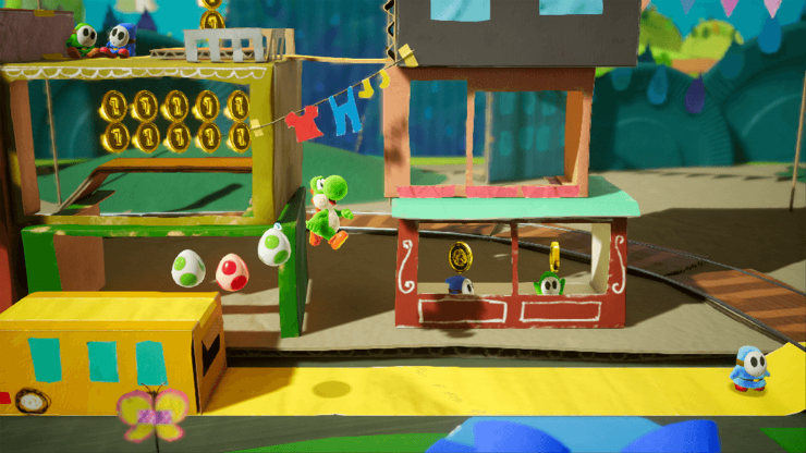 yoshis crafted world demo
