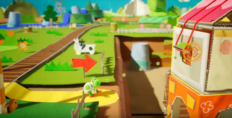 yoshis crafted world game release