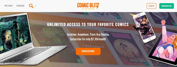 comic blitz
