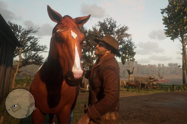 red dead redemption horses