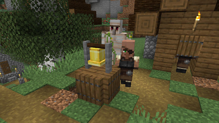Taking a Look At The Minecraft Village & Pillage Update