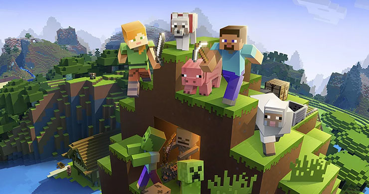 Taking a Look At The Minecraft Village & Pillage Update