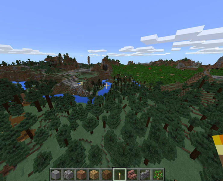 biome style
